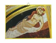 Pieta Mosaic Icon