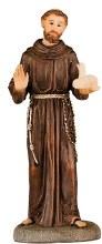 St Francis Statue (14cm)