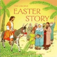 The Usborne Easter Story, paperback