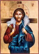 Good Shepherd Church Icon (32 x 22cm)