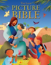 OP - Lion Picture Bible for Children
