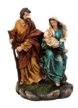 690209 Holy Family Nativity 20cm