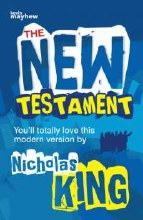 RP - The New Testament: Teenager, blue cover