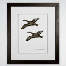 The Wild Geese Wild Goose Frame