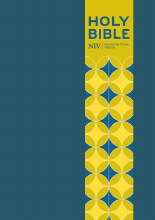NIV Pocket Blue Soft-tone Bible with Clasp (New International Version)