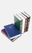 NRSV w Apocrypha Gift & Award Bible blue