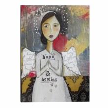 "Hope and Healing Wall Art (18x24"")"