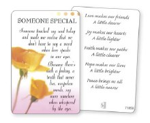Prayer Leaflet Someone Special