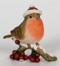 Christmas Robin (10cm)