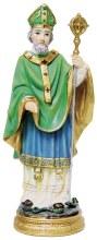 56969 St Patrick Renaissance Statue 20cm