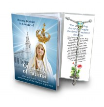 Rosary Booklet in Honour of Our Lady of Fatima