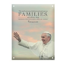 WMOF Families Metal Plaque