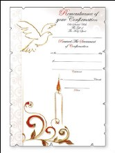 Symbolic Confirmation Certificate