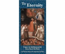 To Eternity Pamphlet