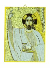 Christ The Redeemer Mosaic Icon