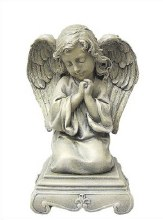 Praying Angel Grave Statue (25cm)