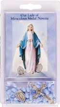 Our Lady of Miraculous Medal Novena and Rosary