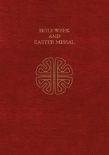 Holy Week & Easter Missal