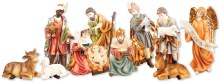 Peace On Earth Nativity Set (15cm)