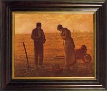 Angelus Mahogany Frame (20 x 35cm)
