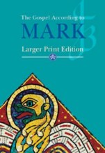 Gospel According to Mark, Large Print