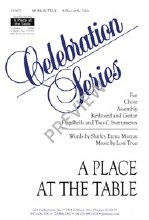 A Place at the Table Music Book