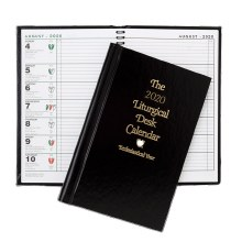 2020 Liturgical Desk Calendar, Hardcover