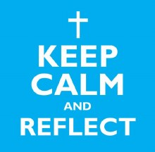 Keep calm and Reflect CD