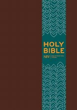 NIV Pocket Blue Soft Tone Bible with Clasp