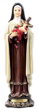 St Theresa Statue (20cm)