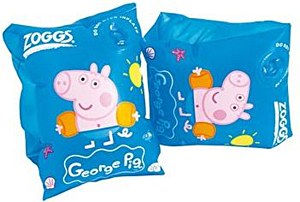 Peppa Pig Swimband George 1-3yr