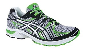 Asics Gel-Landreth 7 Lightning/ Silver/ Green.