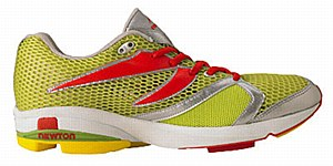 Newton Distance Lime/ Red