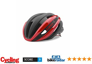 Giro Synthe Red/ Black