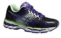 Asics Gel Nimbus 17 Women's Purple/ Mint
