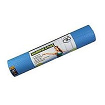 Fitness Mad Warrior Yoga Mat II 6mm Blue