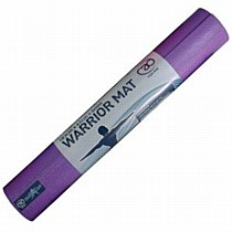Fitness Mad Warrior Yoga Mat II 6mm Purple