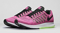 Nike Women Air Pegasus+ 32 Pink Green