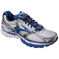Brooks Adrenaline GTS 14 White/ Blue/ Silver