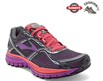 Brooks Ghost 8 Women's Purple/ Coral