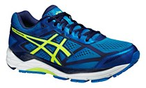 Asics Gel Foundation 12 Blue/ Yellow