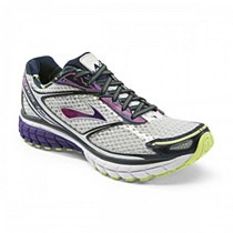 Brooks Ghost 7 Women's White/ Pink