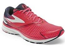 Brooks Launch 2 Pink/ Blue