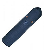 Fitness Mad Organic Mat Bag - Blue