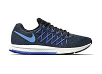 Nike Women's Air Pegasus +32 Black/ Blue