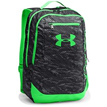 Under Armour Backpack Black/Green