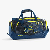 Under Armour Undeniable II SM Duffel Steel