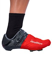 VeloToze Toe Cover Red