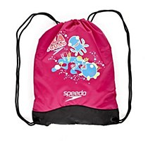 Speedo Sea Squad Wkit Bag Pink