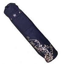 Fitness Mad Yoga Mat Bag Blue